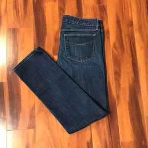 GAP Real Straight Jeans.
